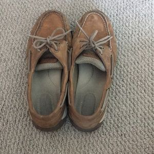 Sperry's Topsiders